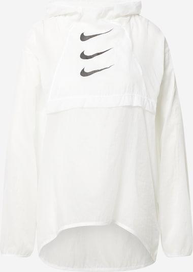 NIKE Jacke 'Run Division' in schwarz / weiß, Produktansicht