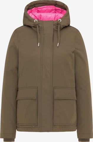 MYMO - Chaqueta de invierno en marrón