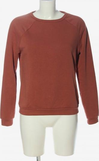 PIECES Sweatshirt in XS in rot, Produktansicht