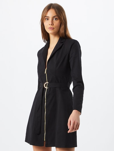 River Island Kleid in schwarz, Modelansicht
