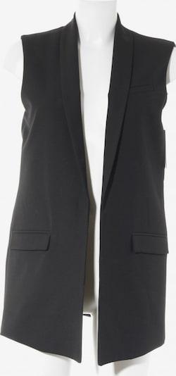 MANGO Long-Blazer in S in schwarz, Produktansicht