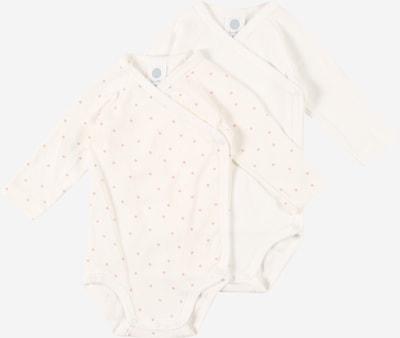 SANETTA Body in beige / rot, Produktansicht