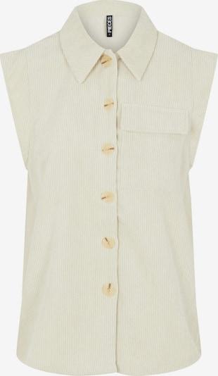 PIECES Bluse 'Ossy' in wollweiß, Produktansicht