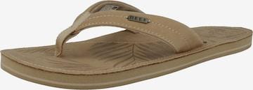 REEF Schuh in Beige