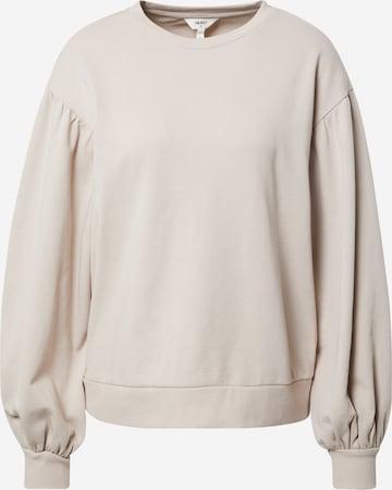 OBJECT Sweatshirt 'ANDORA' in Beige