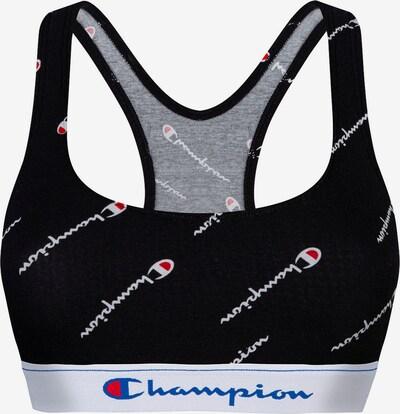 Champion Authentic Athletic Apparel Bustier in schwarz, Produktansicht