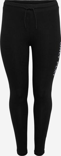 ONLY PLAY Leggings in schwarz / weiß, Produktansicht