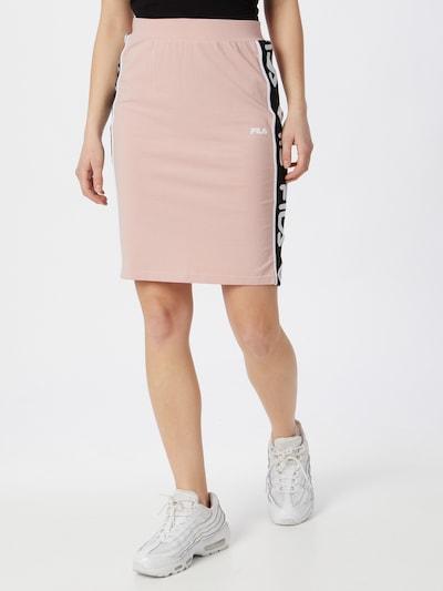 FILA Skirt 'FRIDA' in Pink / Black / White: Frontal view