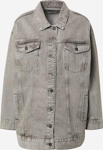 Noisy may Between-Season Jacket 'FIONA' in Grey