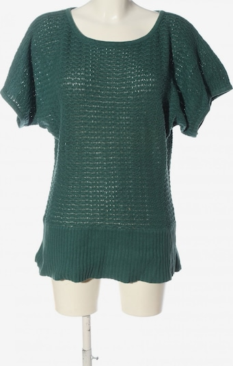 BOYSEN'S Kurzarm-Bluse in S in grün, Produktansicht