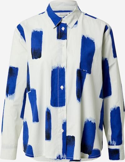 Masai Chemisier 'Imma' en bleu / blanc, Vue avec produit