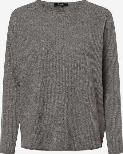 SvB Exquisit Pullover in grau, Produktansicht