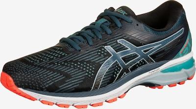Bėgimo batai 'GT-2000 8' iš ASICS , spalva - benzino spalva / juoda, Prekių apžvalga