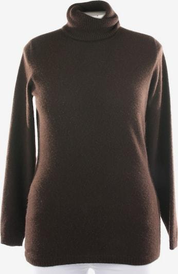 Loro Piana Pullover / Strickjacke in XXXL in dunkelbraun, Produktansicht