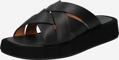 Shoe The Bear Pantolette 'Astrid Mule' in schwarz, Produktansicht