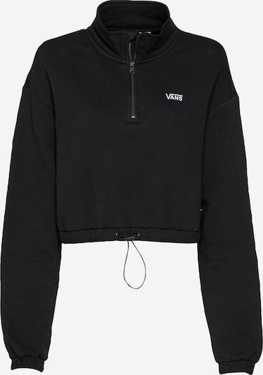 VANS Sweat-shirt en noir, Vue avec produit