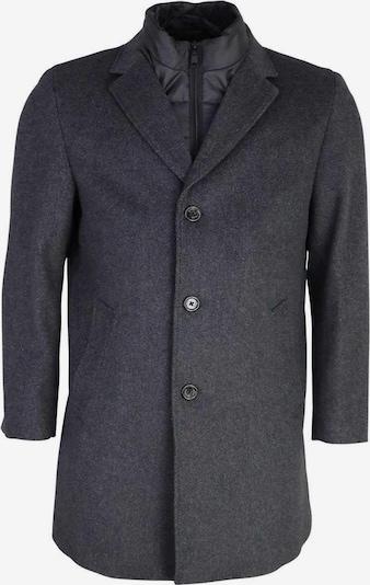 Digel Mantel in grau / dunkelgrau, Produktansicht