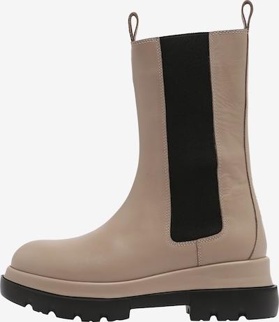 SHABBIES AMSTERDAM Ankle Boots 'SHS1034' in beige, Produktansicht