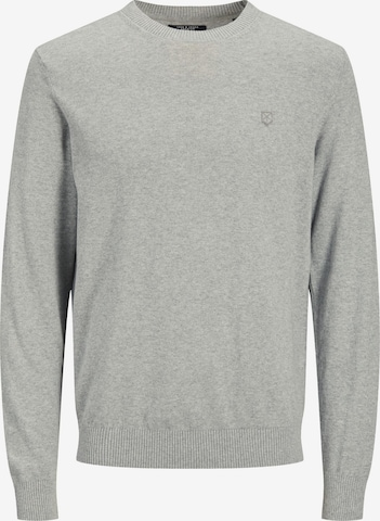 JACK & JONES Pullover 'Ray' in Grau