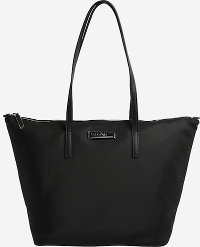 Calvin Klein Shopper in black, Item view