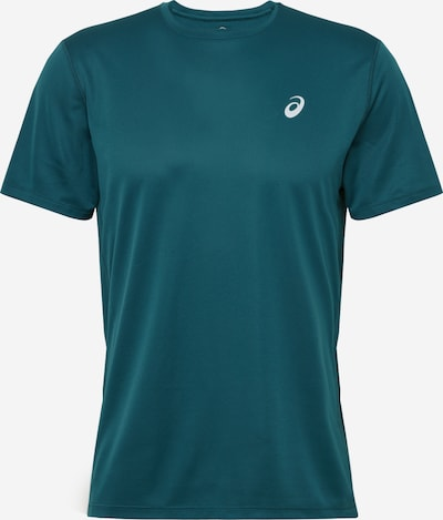 ASICS Funkcionalna majica 'Katakana' | petrol barva, Prikaz izdelka