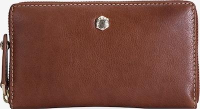 Jekyll & Hide Portemonnaie 'Zulu' in braun, Produktansicht