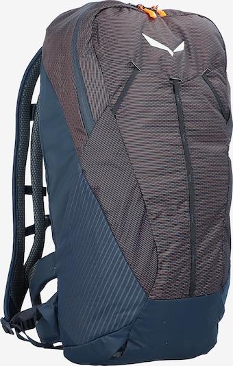 SALEWA Sportrugzak in de kleur Blauw / Grijs, Productweergave