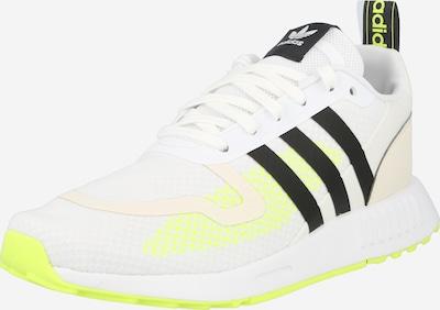 ADIDAS ORIGINALS Sneaker 'Multix' in creme / neongelb / schwarz / weiß, Produktansicht