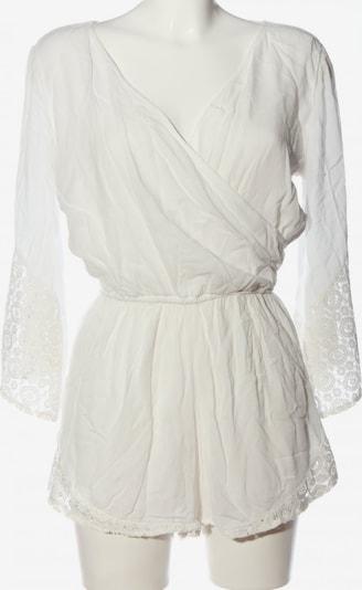 Abercrombie & Fitch Jumpsuit in M in weiß, Produktansicht