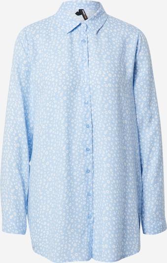 DeFacto Bluse in hellblau / weiß, Produktansicht
