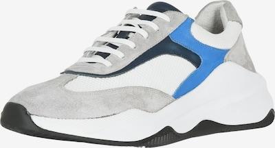 INUOVO Sneaker in blau / grau / weiß, Produktansicht