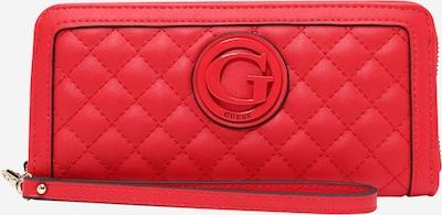 GUESS Plånbok 'HEYDEN' i röd / svart, Produktvy