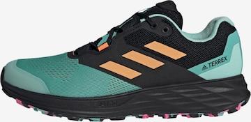 adidas Terrex Running Shoes 'TERREX Two Flow' in Green