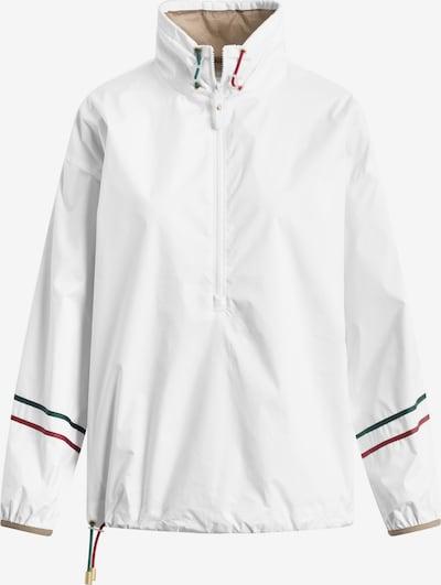 REDGREEN Jacke 'Salome' in navy / dunkelgrau / dunkelrot / weiß, Produktansicht