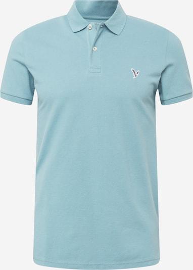Tricou American Eagle pe albastru fumuriu, Vizualizare produs