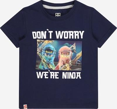 LEGO WEAR T-Shirt 'M12010154' en bleu marine / mélange de couleurs, Vue avec produit