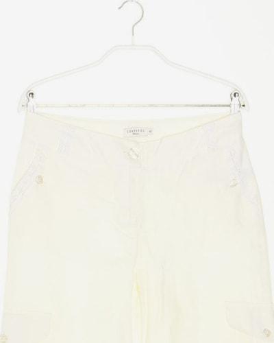 Cortefiel Pants in L in Cream, Item view