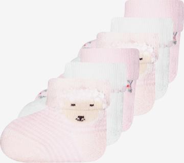 EWERS Sokid, värv roosa
