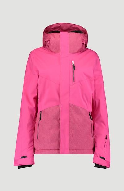 O'NEILL Veste outdoor 'Coral' en rose / rose foncé, Vue avec produit