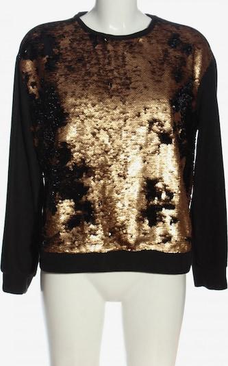 Koton Sweatshirt in M in gold / schwarz, Produktansicht