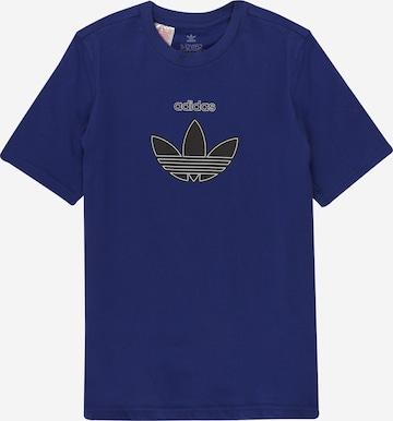 ADIDAS ORIGINALSMajica - plava boja