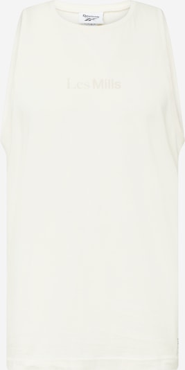 Tricou funcțional Reebok Sport pe alb natural, Vizualizare produs