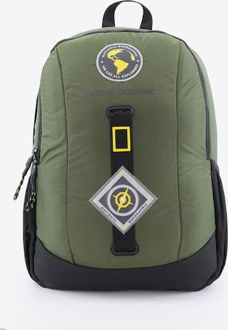 National Geographic Rucksack 'New Explorer' in Grün