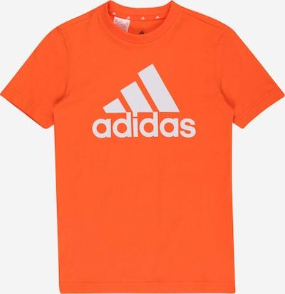 ADIDAS PERFORMANCE Funkčné tričko - oranžová / biela, Produkt