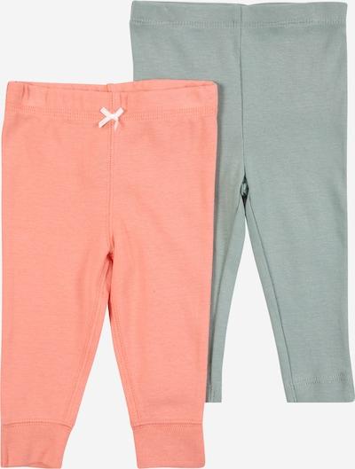 Carter's Hose in mint / lachs, Produktansicht