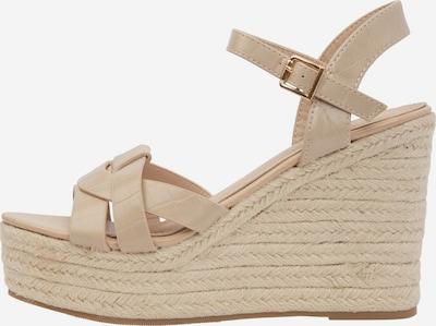 APART Sandaletten in beige, Produktansicht