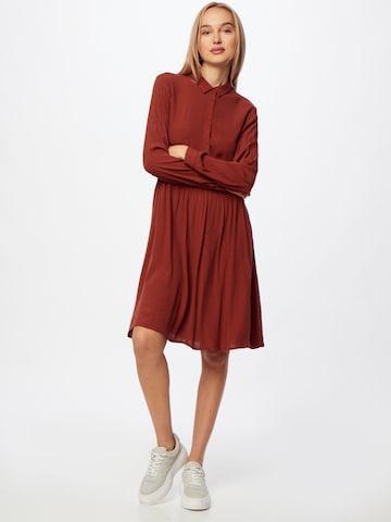 Rochie tip bluză 'Bindie 212' de la minimum pe roșu
