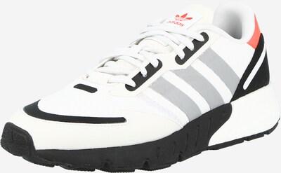 Sneaker bassa ADIDAS ORIGINALS di colore grigio / arancione neon / nero / bianco, Visualizzazione prodotti