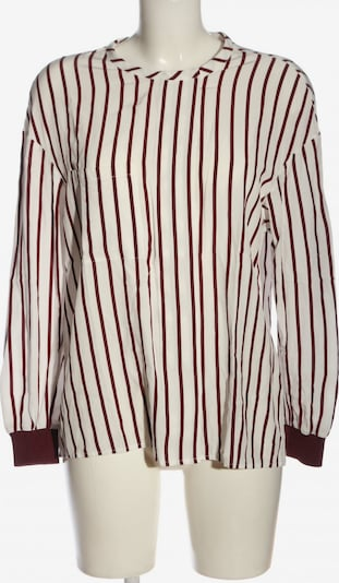 Bimba y Lola Blouse & Tunic in S in Red / Wool white, Item view