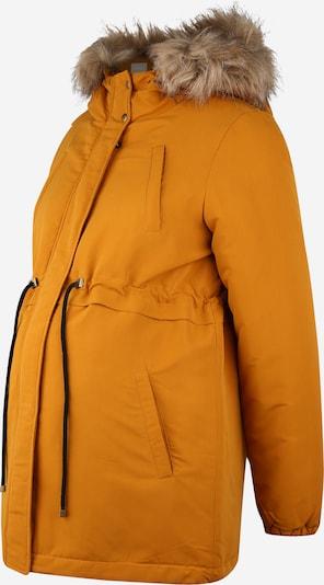 MAMALICIOUS Talviparka 'Jessa' värissä sinappi, Tuotenäkymä